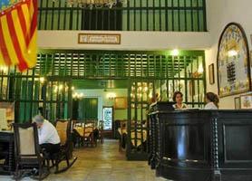 Hostal Valencia Havana Lobby