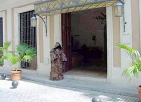 Hotel los frailes Havana