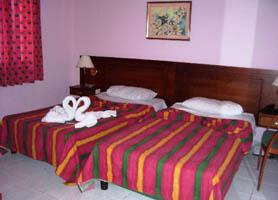 Meson de la Flota hotel havana room