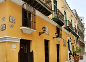 Old Havana Hostal Valencia Havana